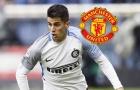 M.U lăm le cướp sao 33 triệu bảng từ Inter