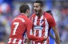 Highlights: Getafe 0-1 Atletico Madrid (Vòng 37 La Liga)