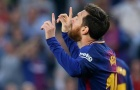 Chiếc giày vàng châu Âu: Messi giữ thế thượng phong