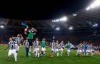 Juventus chính thức vô địch sau trận cầu nhạt nhẽo