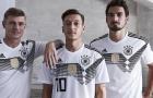 CHÍNH THỨC: Người hùng Götze vắng mặt trong đội hình tuyển Đức dự World Cup 2018