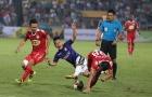 Hòa HAGL kịch tính, Hà Nội FC thót tim giành vé đi tiếp