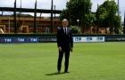 Mancini rạng ngời đón nhận sứ mệnh giải cứu Azzurri