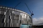 Sân White Hart Lane mới dát kính sang chảnh