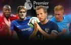 Ai góp mặt trong đội hình cao điểm nhất Ngoại hạng Anh?