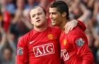 Đội hình kết hợp Man Utd '08 vs Man City '10: Sắc đỏ lấn át!