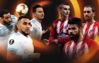 Những con số biết nói trước thềm CK Europa League