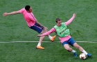 Song sát Griezmann - Costa sẵn sàng, Atletico Madrid chờ nâng cúp
