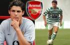 Arsenal không thể mua Ronaldo vì... thiếu tiền
