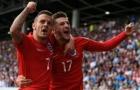 Đội hình tuyển Anh 'bỏ quên' ở nhà khi đến nước Nga