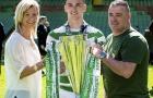NÓNG: Man Utd, Tottenham và Atletico tranh nhau tài năng trẻ Celtic