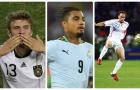 Top 10 cầu thủ xứng tầm 'địa chấn' tại các kỳ World Cup