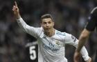 5 lão tướng vẫn chơi như thuở đôi mươi mùa này: Ronaldo khiến tất cả tròn mắt