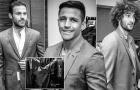 Dàn sao Man Utd diện vest lịch lãm trước CK FA Cup