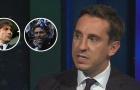 HLV Mourinho ngưng chiến với Conte, 'đá xoáy' Gary Neville
