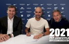 Chính thức: Pep Guardiola gia hạn hợp đồng với Manchester City đến 2021
