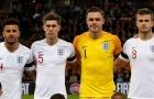 Hàng phòng ngự tuyển Anh dự World Cup 2018 - Đâu rồi thời oanh liệt
