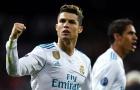 Những con số đằng sau mùa giải 2017/18 của Ronaldo ở La Liga