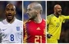 Top 5 cầu thủ 'đầu không mọc tóc' sẽ khuấy đảo nước Nga 2018
