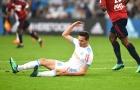 4 ngày 2 nỗi đau, Marseille tay trắng hoàn toàn