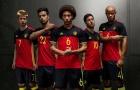 Bỉ mang đội hình nào tới World Cup 2018?
