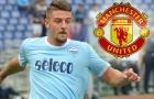 Chưa đến Man United, sao Lazio đã được xem như 'người nhà'