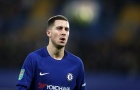 Eden Hazard đánh tiếng muốn ở lại Chelsea