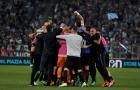 Inter lại khóc, khi ngược dòng không tưởng giành vé dự Champions League