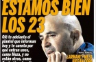 NÓNG: Báo Olé tiết lộ danh sách 23 tuyển thủ Argentina dự World Cup 2018