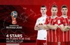 Bundesliga sẽ lại thống trị danh hiệu Golden Boot ở World Cup