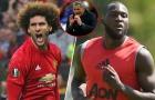 Thua chung kết FA Cup, Mourinho tố Lukaku và Fellaini chơi không hết sức