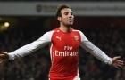 Cazorla rời Arsenal: Tạm biệt 'chàng David' đáng mến!