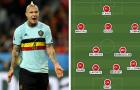 Đội hình ngôi sao khiến NHM 'xót lòng' vì bị bỏ rơi tại World Cup 2018