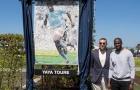 Phút trải lòng của Yaya Toure về việc rời Manchester City