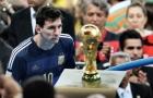 """Ba đội bóng """"khát"""" chức vô địch nhất tại World Cup 2018"""
