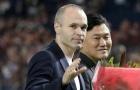 Iniesta sẽ đem đến sự đổi mới cho bóng đá Nhật Bản