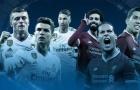 01h45 ngày 27/05, Real Madrid vs Liverpool: Nhà vua và kẻ thách thức