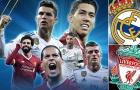 Những điều thú vị về trận chung kết giữa Liverpool - Real Madrid