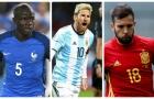 Top 7 'chú lùn ma thuật' khiến World Cup phải ngước nhìn
