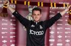 XÁC NHẬN: Cầu thủ đầu tiên rời Man United