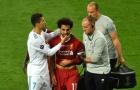 Salah, Carvajal và những giọt nước mắt 'mặn đắng' cảm xúc