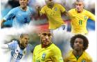 Những cần thủ Nam Mỹ hứa hẹn bùng nổ tại World Cup 2018