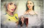 Top 10 nàng WAGS 9X gây thương nhớ tại World Cup 2018