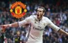 Muốn Gareth Bale, Man Utd phải chi 200 triệu bảng