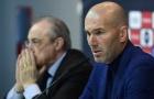 Lý do nào khiến Zidane chia tay Real sau chiến tích có '1 0 2'?