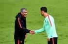 Ronaldo là cầu thủ duy nhất hưởng 'đặc quyền' này tại ĐT Bồ Đào Nha