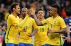 Highlights: Brazil 2-0 Croatia (Giao hữu)