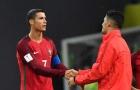 SỐC! Alexis Sanchez nhận tối hậu thư từ Ronaldo cho việc 'chọn số áo'
