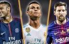 Siêu sao 447 triệu bảng sẽ giàu sụ nếu chuyển đến Man Utd hoặc Real Madrid