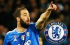SỐC: Gonzalo Higuain sắp gia nhập Chelsea?